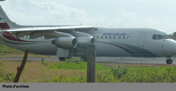 Comores / crash : Plus de peur que de mal