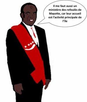 Comores / Anjouan : Le Gouverneur Anissi remanie