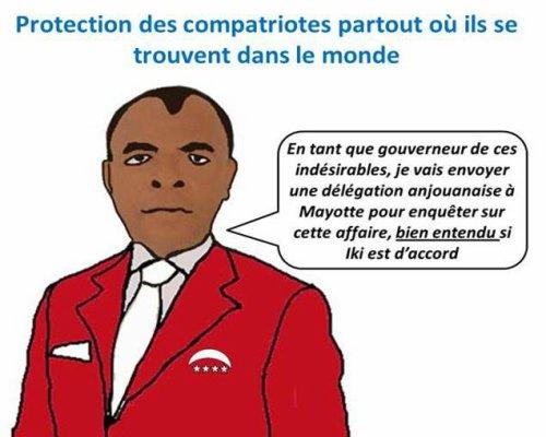 COMORES : A Mayotte, vives tensions entre villageois et clandestins