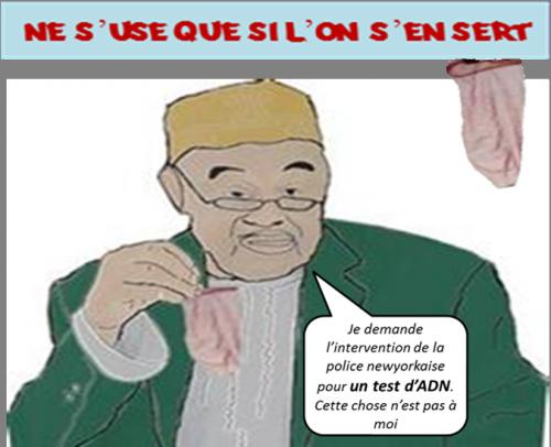 Comores /Coup d'Etat à la capote : Vers un test ADN ?