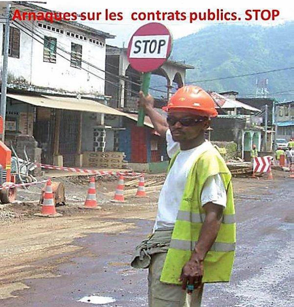 COMORES / Marchés publics : Silence, on truque !