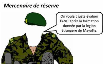 Coup d'état aux Comores : confirmation de l'implication d'un mercenaire français