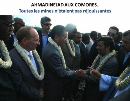 Comores / France : ET SI ON CHANGEAIT LE FUSIL D'EPAULE !